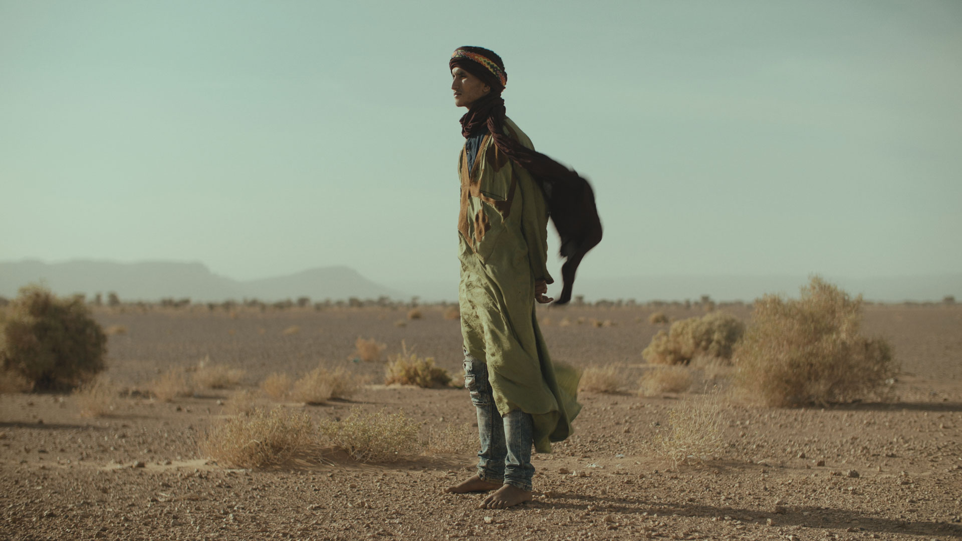 Timadrit in Sahara